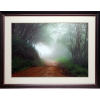 Road to Nowhere by Mike Jones Framed Photographic Print