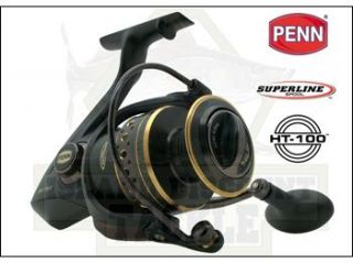 Penn Battle Spin Reel 6+1Bb 5.6:1 17Lb/280  Btl6000