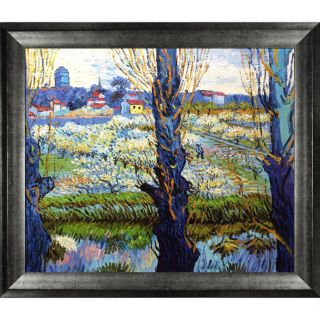 Van Gogh Mulberry and Olive Trees Canvas Art (2 piece Set)   10872116