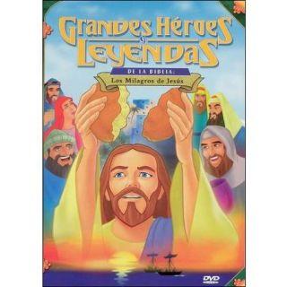 Grandes Heroes Y Leyendas De La Biblia: Los Milagros De Jesus (Spanish) (Full Frame)