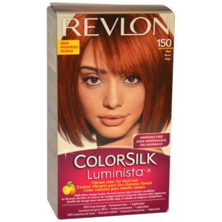 Revlon Colorsilk Luminista #150 Red Hair Color  ™ Shopping