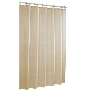allen + roth Howell Fabric Shower Curtain