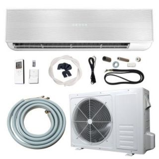 Ramsond 18,000 BTU 1.5 Ton Ductless Mini Split Air Conditioner and Heat Pump   220V/60Hz 55GW2