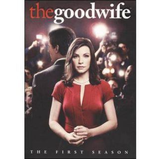 GOOD WIFE 1ST SEASON (DVD/6 DISCS)