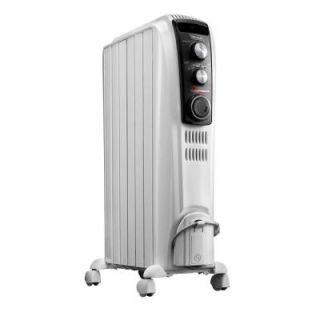 DeLonghi Full Room Oil Filled Radiant Portable Heater TRD40615T