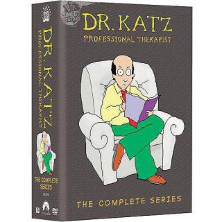 Dr. Katz, Professional Therapist: The Complete Series (Full Frame)