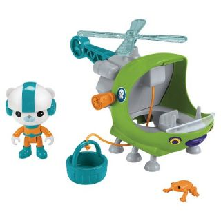 Fisher Price Octonauts Gup H and Barnacles