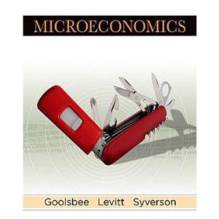 Worth Publishers Microeconomics Book