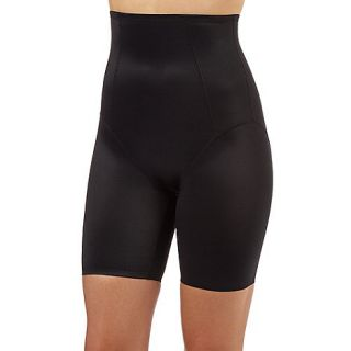 2beddf7805 ... Waist Long Legging  Black firm control high waisted thigh slimmers   Julie France Womens ...
