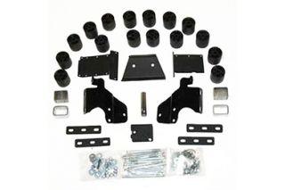 2002 Dodge Ram Lift Kits   Performance Accessories PA60083   Performance Accessories Body Lift Kit