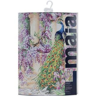 The Peacock Counted Cross Stitch Kit   14298010