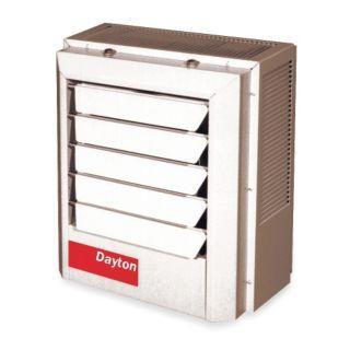 DAYTON Electric Unit Heater, Vertical or Horizontal, Voltage 480, 20.0 kW, 3 Phase   Electric Unit Heaters   2YU76|2YU76