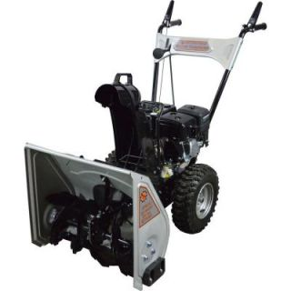 Dirty Hand Tools 21 in. 2 Stage Gas Snow Blower with 212cc Engine 101487