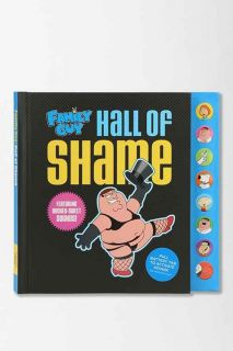 Family Guy Hall Of Shame By Running Press