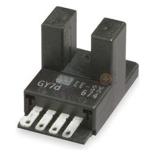 Omron EE SX674 MicroSensor, Close, NPN, 100mA, Light/DarkOn