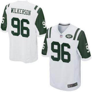 Muhammad Wilkerson New York Jets Nike Game Jersey   White