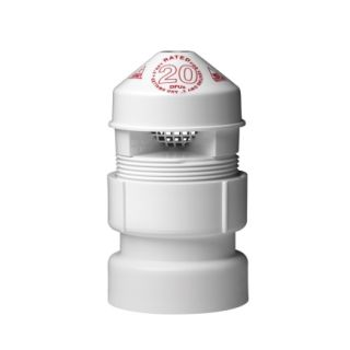 Oatey Sure Vent Air Admittance Valve (39016)   PVC Drain & Sewer Fittings