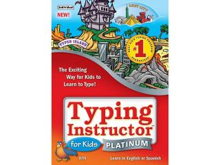 Individual Software Typing Instructor for Kids Platinum (Windows)   Download