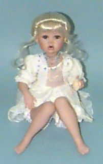 Kirsten 11 Porcelain Doll by Seymour Mann —