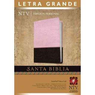 Santa Biblia / Holy Bible: Nueva Traduccion Viviente, Rosa/Caf?, DuoTone, SentiPiel, Edicion personal  / New Living Translation, Pink / Coffee, TuTone, Leather Look, Personal Ed