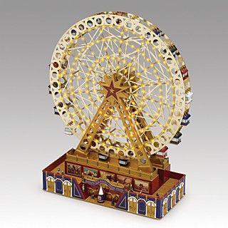 Mr. Christmas World's Fair Grand Ferris Wheel