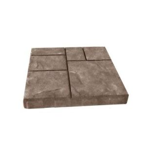 Valestone Hardscapes Patio on a Pallet 10 ft. x 12 ft. Avellino Amaretto Concrete Paver (72 Pieces) 12100312
