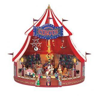 "Mr. Christmas ""World's Fair Big Top"" Musical Ornament"
