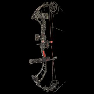 PSE Bow Madness 34 RTS Bow Package RH 70 lbs. Skullworks
