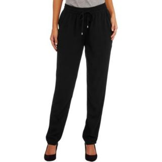 Faded Glory Women's Tapered Soft Pant