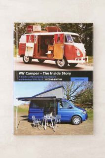 VW Camper   The Inside Story: A Guide to VW Camping Conversions and Interiors 1951 2012 Second Edition By David Eccles