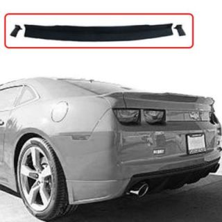 2010 2013 Chevrolet Camaro Spoiler   Street Scene, Direct Fit, Plastic, Primed