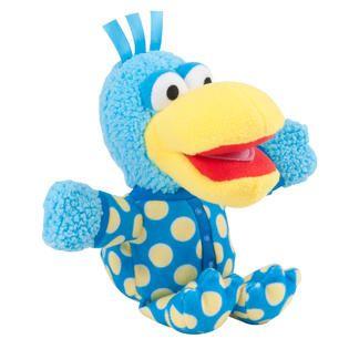 Tomy Pajanimals Squacky 9 Inch Plush   Toys & Games   Stuffed Animals