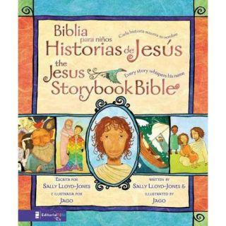 Biblia para ninos Historias de Jesus/ The Jesus Storybook Bible: Cada Historia Susurra Su Nombre/ Every Story Whispers His Name