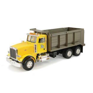 Tomy ERTL Big Farm 1:16 Peterbilt Model 367 Straight Truck with Dump