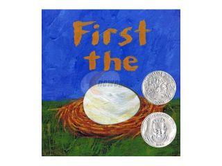 First the Egg Theodor Seuss Geisel Honor Book (Awards)