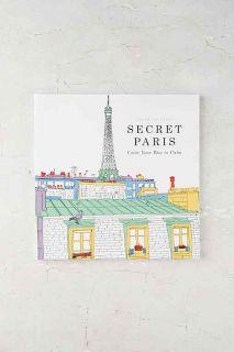 Secret Paris: Color Your Way To Calm By Zoe de Las Cases
