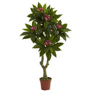 Plumeria Tree UV Resistant (Indoor/Outdoor)   Home   Home Decor
