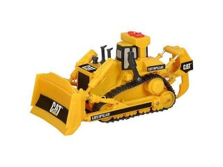 CAT 9 inch Big Builder L Shaking Machine Vehicle   Bull Dozer