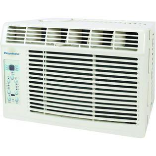 Keystone 6,000 BTU 115 Volt Window Mounted Air Conditioner with