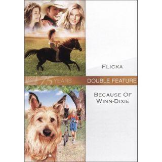 Flicka/Because of Winn Dixie [Fox 75th Anniversary] [2 Discs]