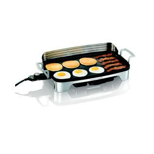 Hamilton Beach Premiere Cookware Electric Griddle   Appliances   Small