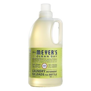 2X Lemon Verbena Laundry Detergent by Mrs. Meyers