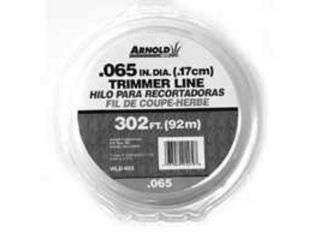 .065 Trimmer Line 22 Refills Arnold Corp Weed Trimmer Line WLS 165 037049931682