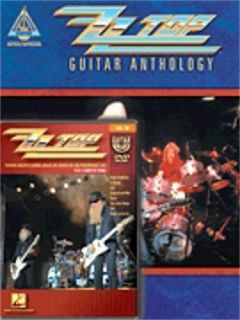 Hal Leonard Hal Leonard ZZ Top Guitar Pack  Guitar Recorded Version