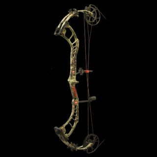 PSE Bow Madness 30 Bow LH 50 lbs. Break Up Infinity