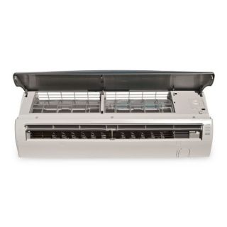 LG LS161HSV 16,000 BTU Single Zone Ductless Mini Split Air Conditioner with Heat Pump Inverter   High Efficiency