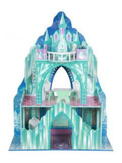 Ice Mansion Doll House by Teamson Kids