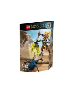 Lego Bionicle Protector Of Stone 70779