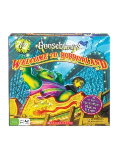 Goosebumps™ Welcome to Horrorland Board Game by Ideal Toys