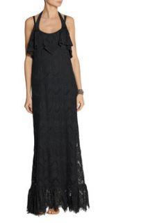 Jamie macramé lace maxi dress  Melissa Odabash